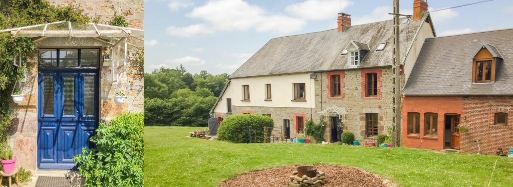Discover our 200 year old 'Victoria gite' in Percy, Normandiy - France