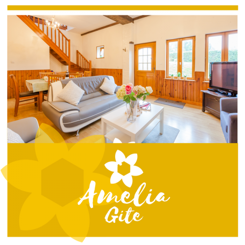 Discover our Amelia Gite - Sleeps six people - Percy - Normandy - France